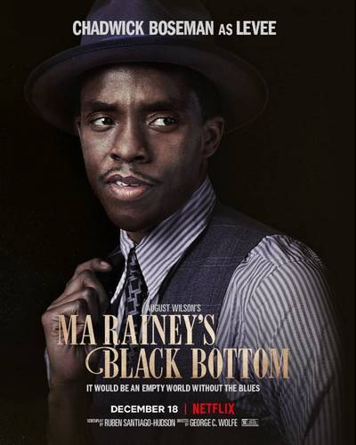 دانلود فیلم Ma Raineys Black Bottom 2020