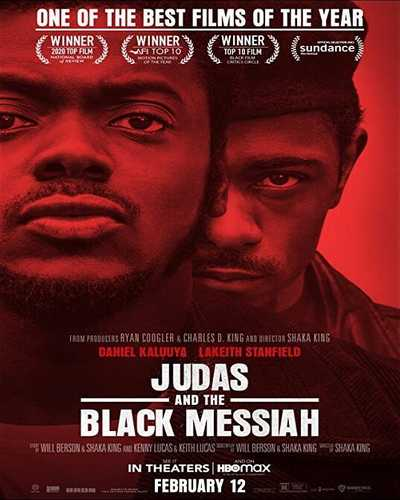 دانلود فیلم Judas and the Black Messiah 2021